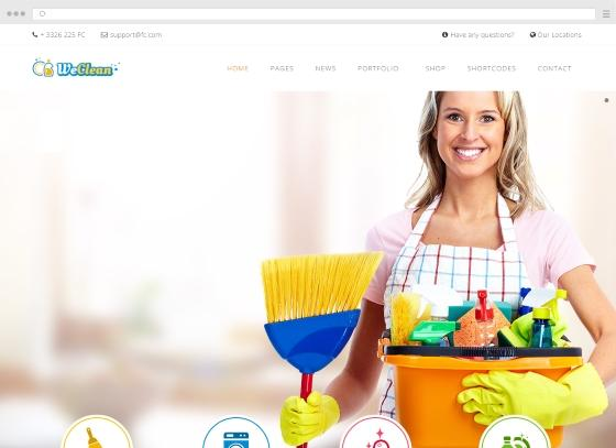 Create a website menage a home