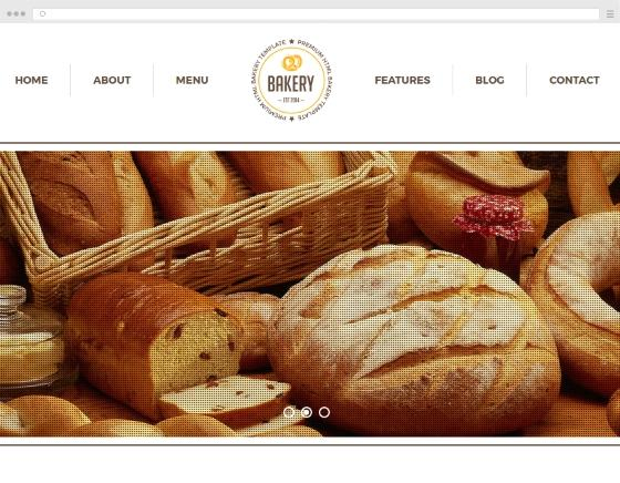 Making the site showcase my Bakery pastry for free